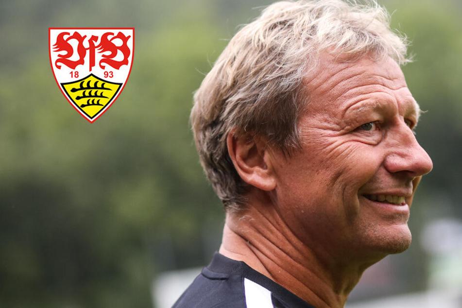 VfB-Legende: Das könnte Guido Buchwald die Wahl zum Präsidenten kosten