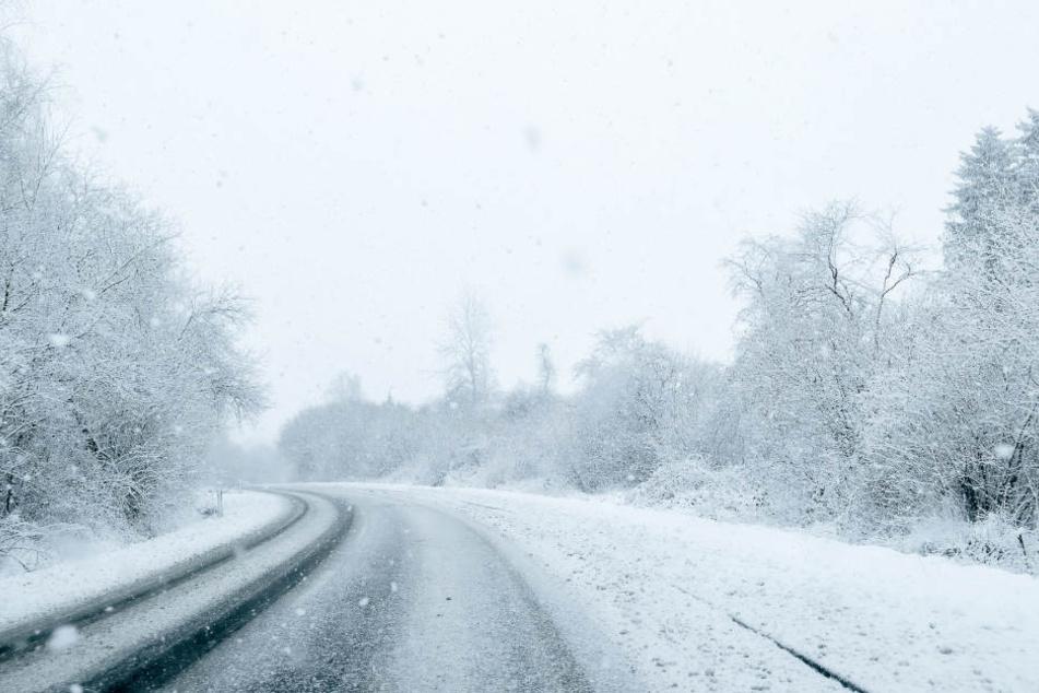 Kommende Woche wird es winterlich in Nordrhein-Westfalen. (Symbolbild)