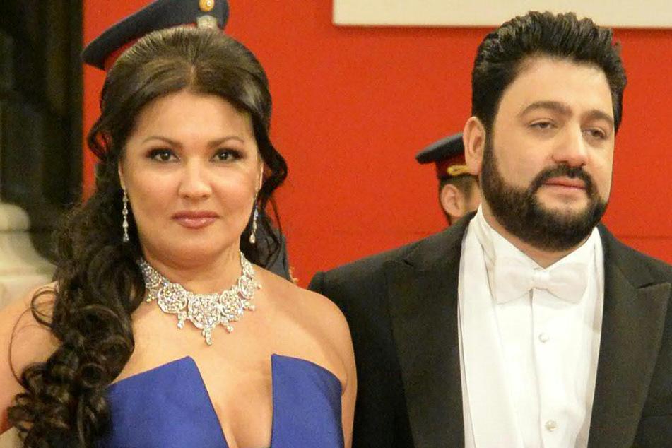 Anna Netrebko (48), Sopranistin aus Russland, und ihr Ehemann Yusif Eyvazov (43), Opernsänger aus Aserbaidschan, eröffnen die Spielzeit an der Dresdner Semperoper.