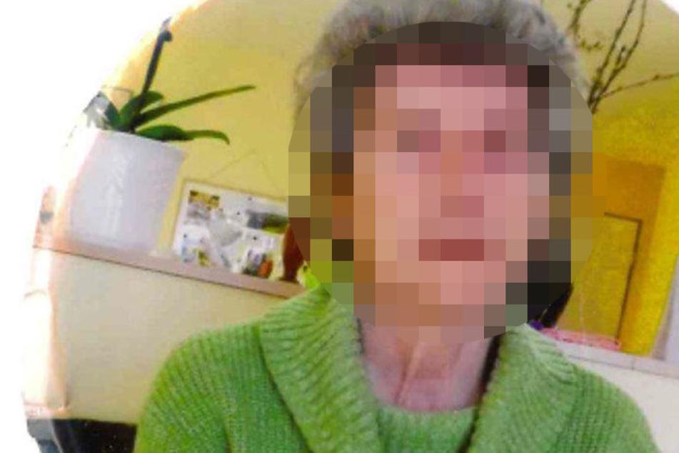 Die demenzkranke Ilse S. (83) wird seit Sonntag vermisst.