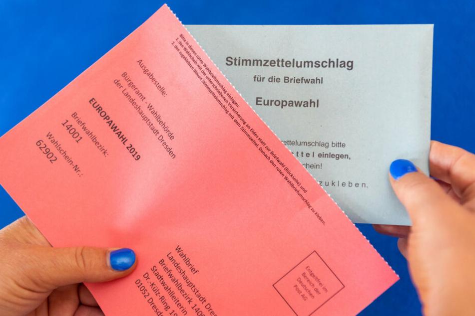 Landtagswahl Sachsen: Ab heute ist die Briefwahl in Leipzig möglich