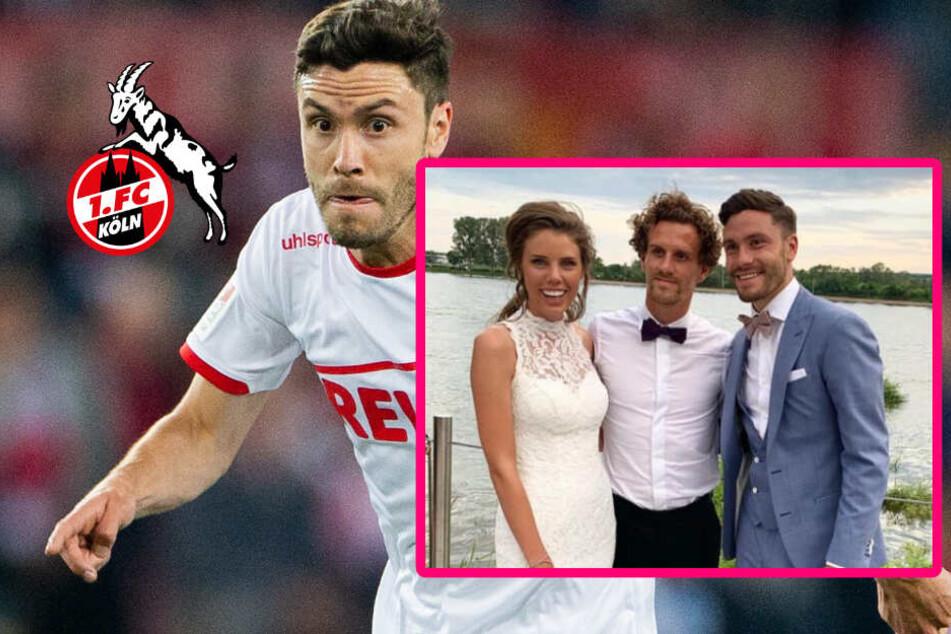 Jonas Hector feiert rauschende Hochzeitsparty!