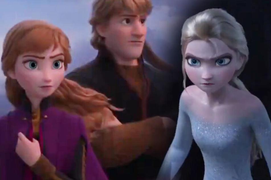 """Endlich: Erste Szenen aus dem zweiten Teil von """"Frozen"""" veröffentlicht!"""
