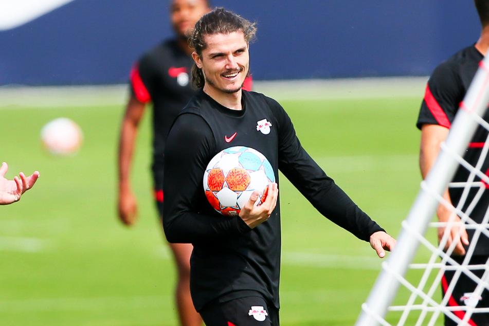 Marcel Sabitzer (27) hat nach der EM und seinem Urlaub das Training bei RB Leipzig wieder aufgenommen. Doch bleibt der Kapitän auch über den Sommer hinaus bei den Roten Bullen?