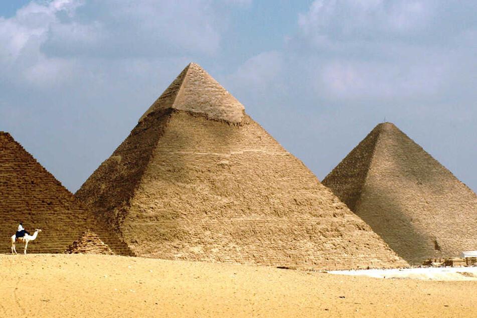 Forscher lüften Geheimnis der Pyramiden von Gizeh