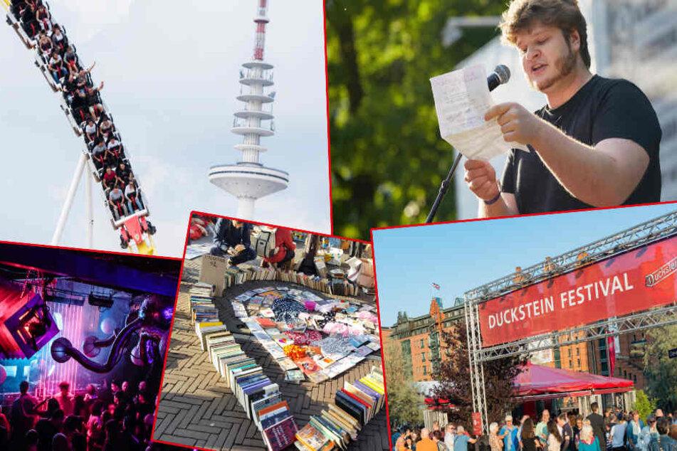 Was ist in Hamburg los? Hier sind Tipps für Euren Samstag!