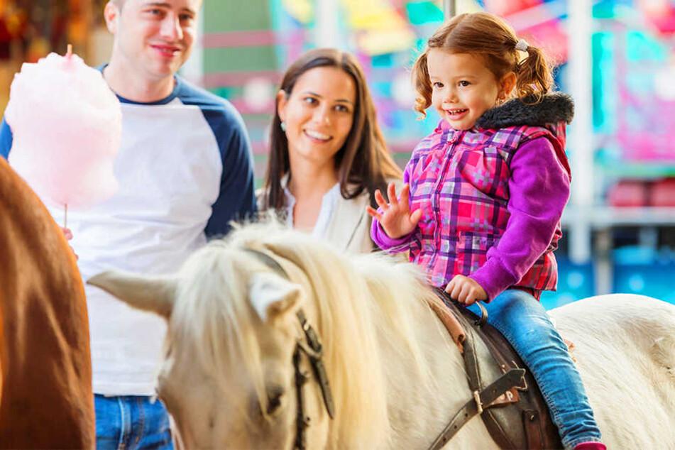 In Gütersloh wird es auch weiterhin Pony-Karussells geben.
