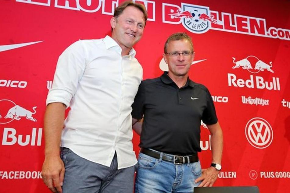 RB Leipzig will mit verschiedenen Maßnahmen die Handballer von HC Leipzig unterstützen.