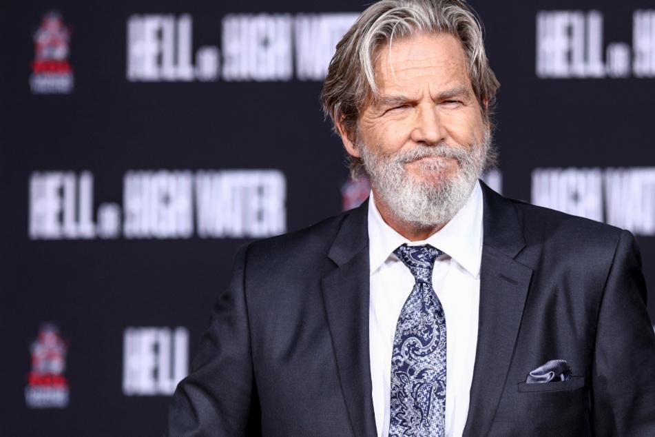 Jeff Bridges (70) gab via Twitter bekannt, dass er an Lymphdrüsenkrebs erkrankt ist.