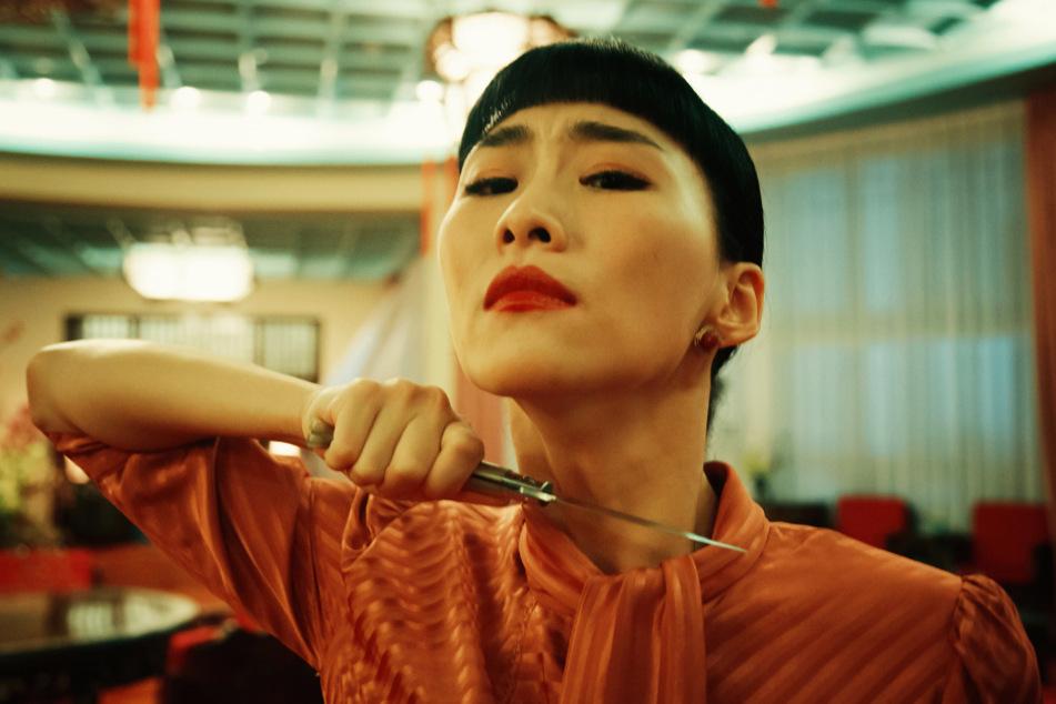 Nina Wu (Wu Ke-xi) muss für die extremen Szenen an ihre körperlichen und geistigen Grenzen gehen.