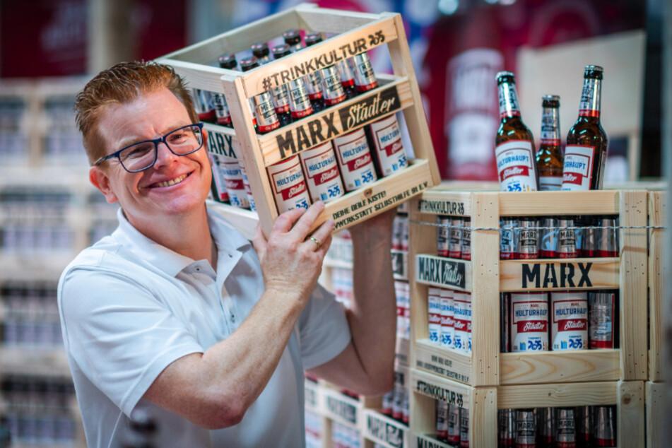 Chemnitz: So schmeckt das Kulturhauptstadt-Bier