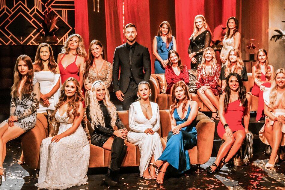 Nur 17 von 22 Ladys waren in der ersten Nacht der Rosen anwesend.