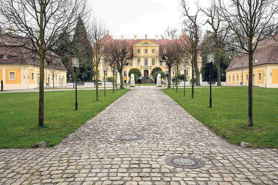 Das Barockschloss Rammenau erstrahlt bis 2020 im alten Glanz.
