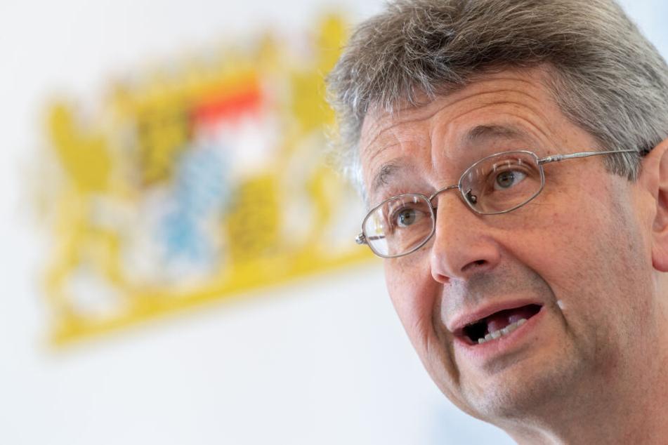Michael Piazolo (Freie Wähler), Staatsminister für Unterricht und Kultus, will die Umwelterziehung stärken.
