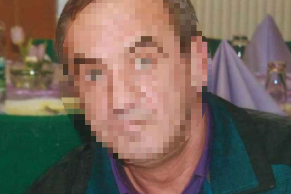 In einem Waldstück wurde Viktor S. gefunden.
