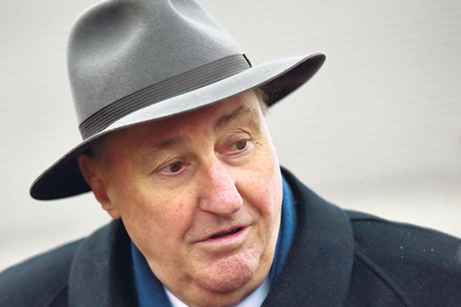 Investor Claus Kellnberger (75) will für neue Parkplätze in Chemnitz sorgen.