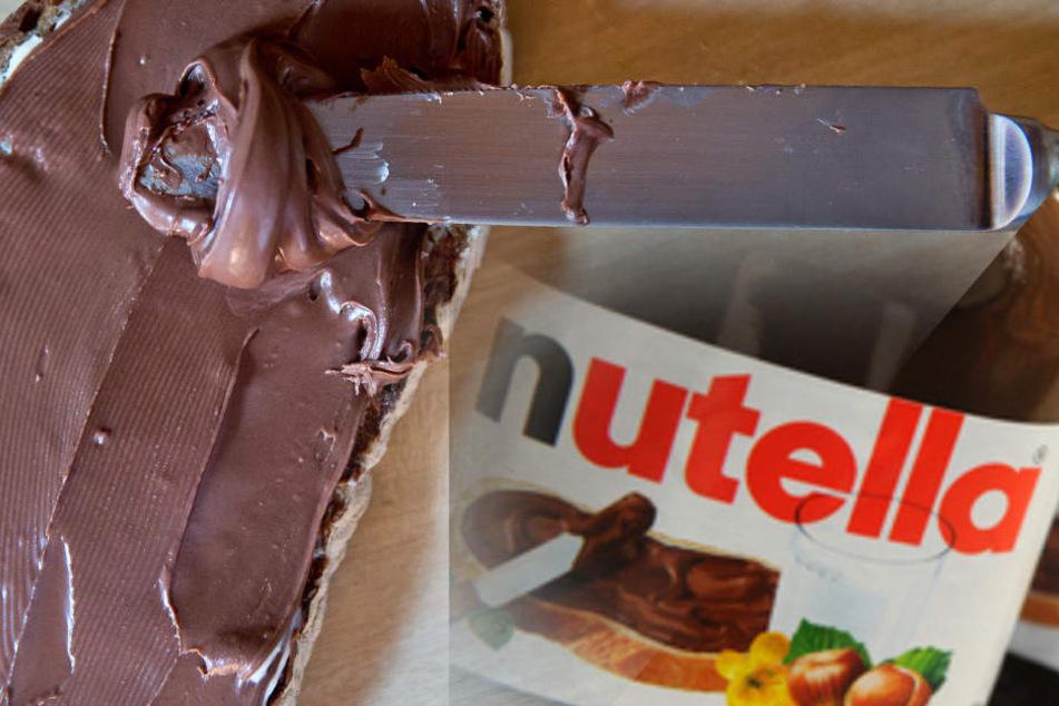 Nicht nur drin, auch farblich ändert sich etwas bei Nutella.