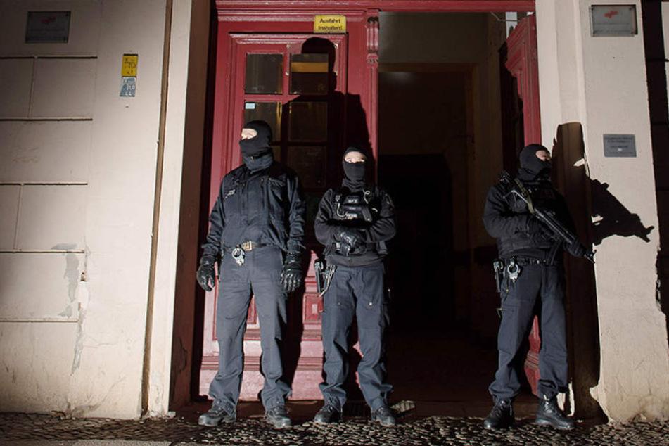 Razzia in Islamistenszene: Terroristen im Fokus der Polizei