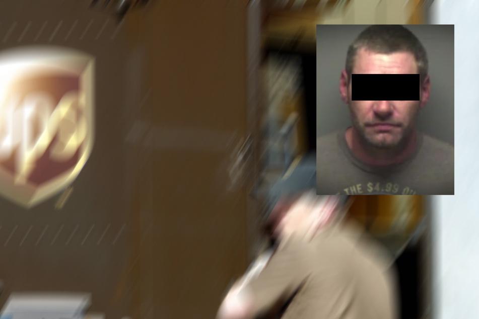 Der 33-jährige James Jordan hielt seine Familie gefangen, bis der UPS-Mann dem Martyrium ein Ende setzte.