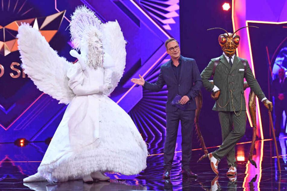 """""""The Masked Singer"""": ProSieben gibt drei Hinweise für die heutige Show!"""