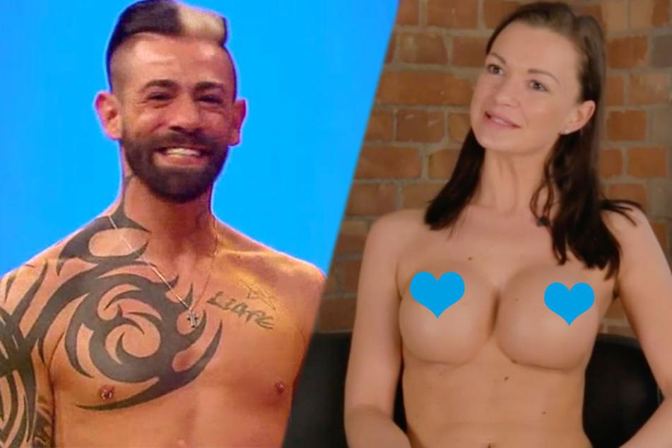 TV-Nackt-Dating: Sächsin Ramona entscheidet sich für tätowierten Markus