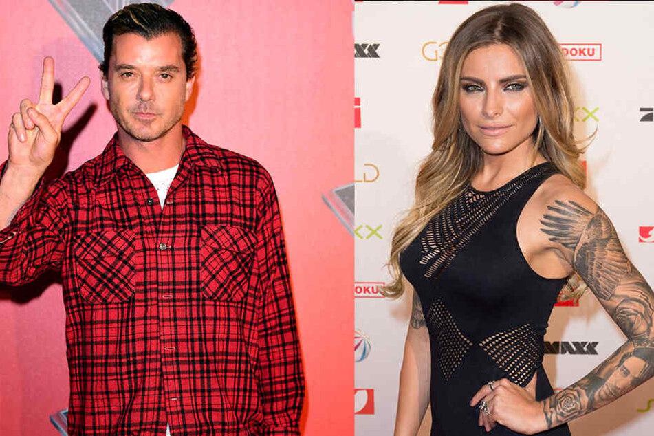 Männergeschichten... Sophia Thomalla datet Gwen Stefanies Ex-Mann