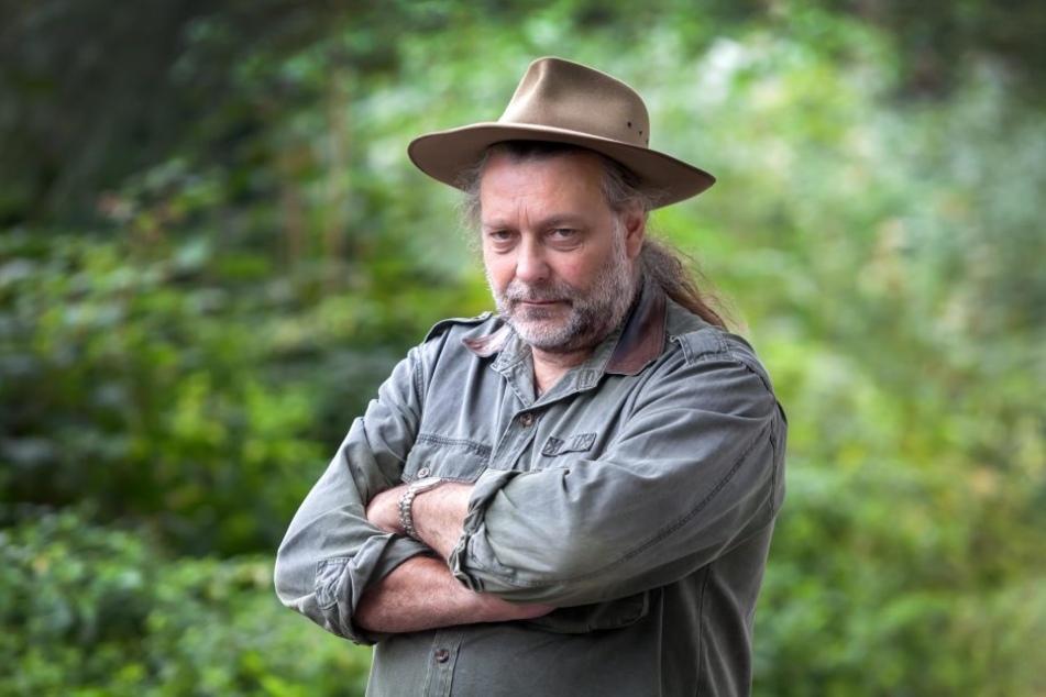 Campingplatz-Chef Peter Barthel ist sauer über die Pläne des Investors.