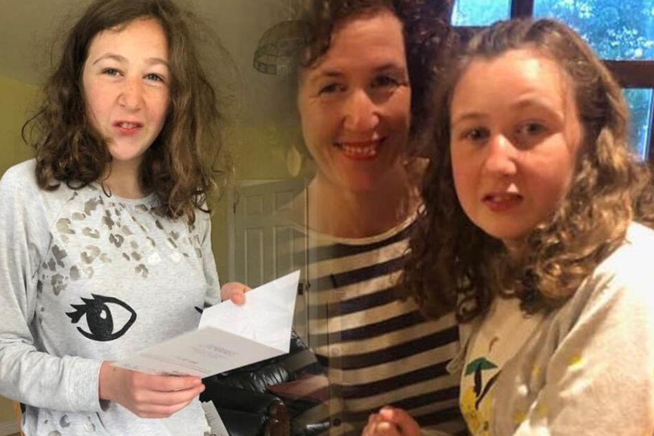 Die 15-jährige Nora ist verschwunden. Auch ihre Tante (Mitte) sorgt sich um das Mädchen. (Bildmontage)