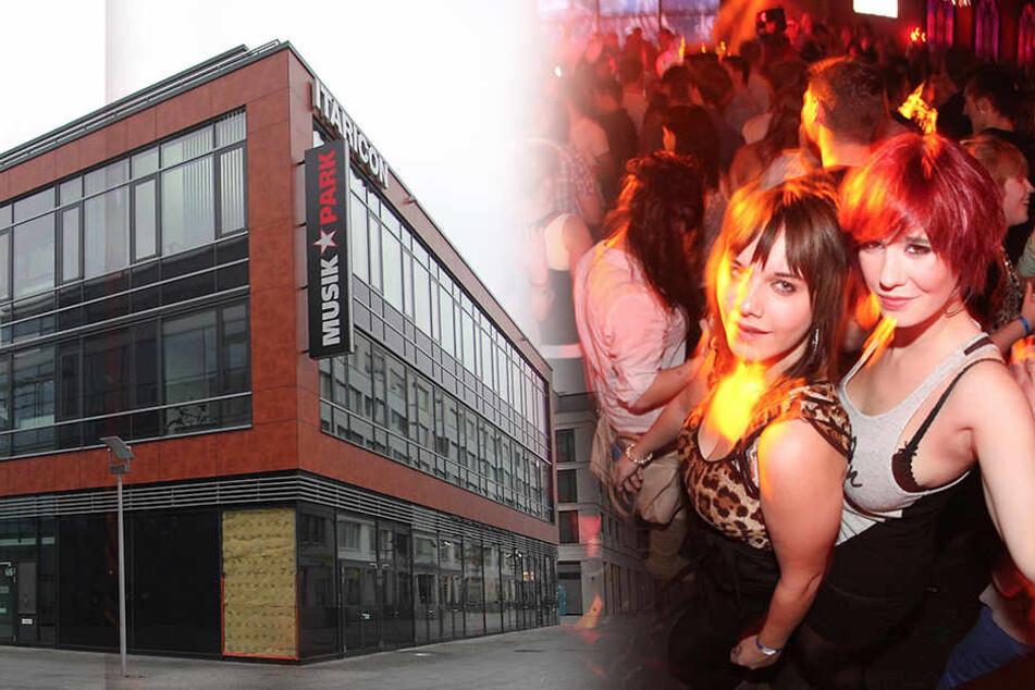 Da ging im MusikPark noch die Post ab: 2015 war die Disco bei der Unity Night Dresden dabei.