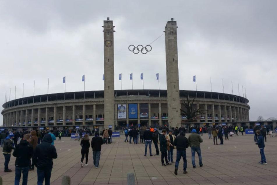 Das 1936 eingeweihte Berliner Olympiastadion wird technisch aufgerüstet.