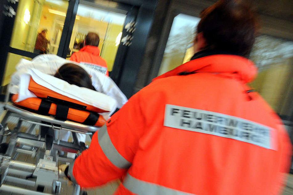 Acht Kinder wurden im Krankenhaus behandelt. (Symbolbild)