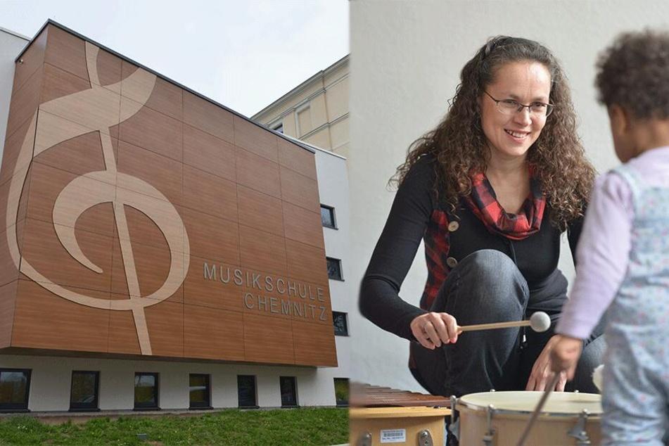 Tag der Instrumente: Chemnitzer erkunden Musikschule