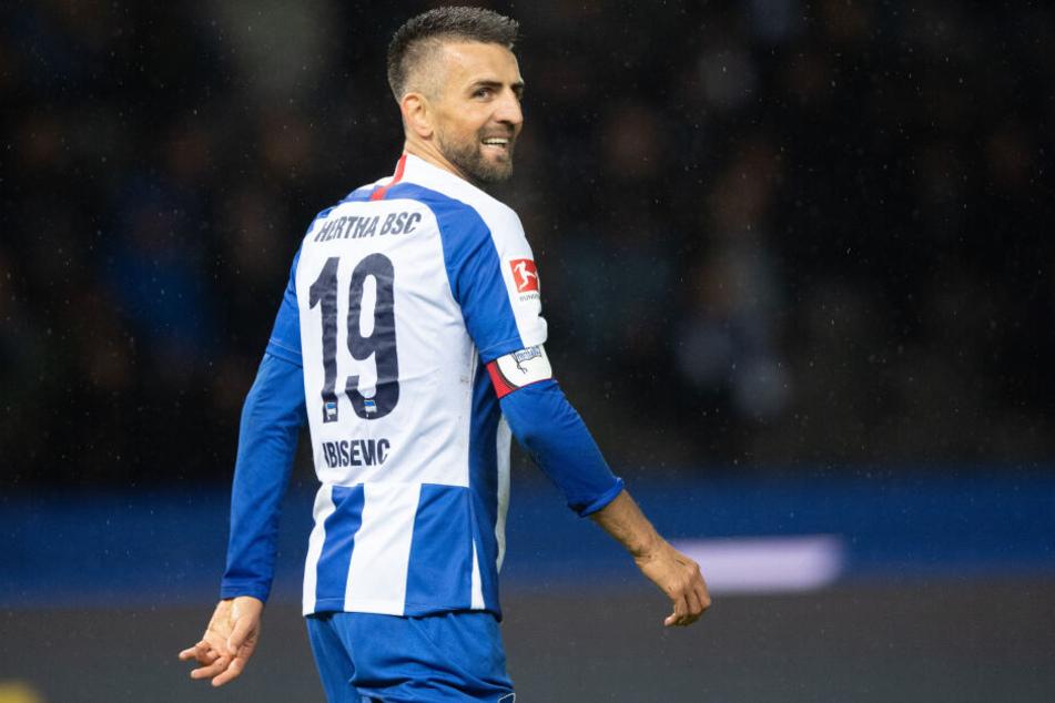 Vedad Ibisevic ist seit Jahren in der Bundesliga aktiv.