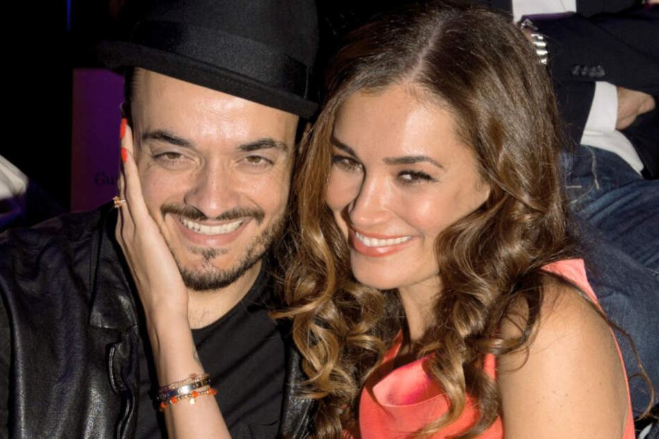 Musiker Giovanni Zarrella und seine Frau Jana Ina wirken immer noch frisch verliebt.