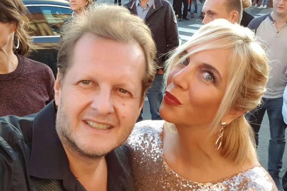 Jens und Danni waren seit 2016 verheiratet.