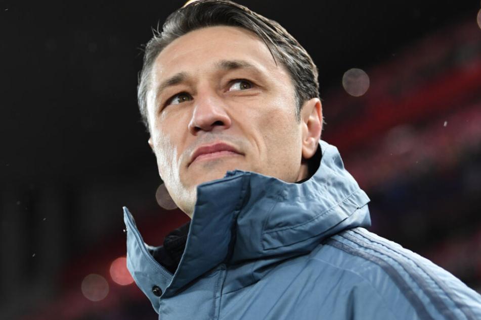 Bayern-Trainer Niko Kovac will gegen Hertha BSC unbedingt drei Punkte sichern.