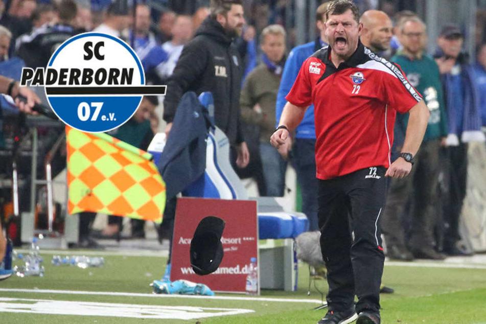 SCP-Coach nach erster Saison-Niederlage nicht unzufrieden