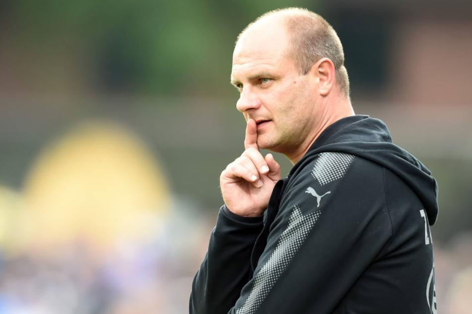 FSV-Sportchef David Wagner hält den Zwickauer Kader stark genug für die 3. Liga.