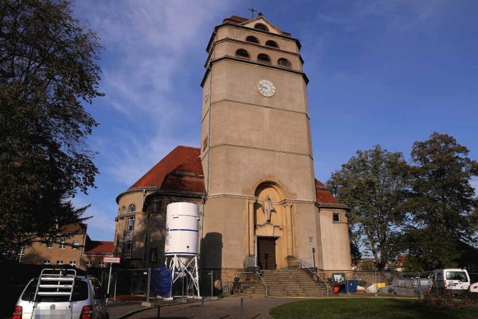 Einbruchsserie in sächsische Kirchen beschäftigt Pfarrer und Polizei