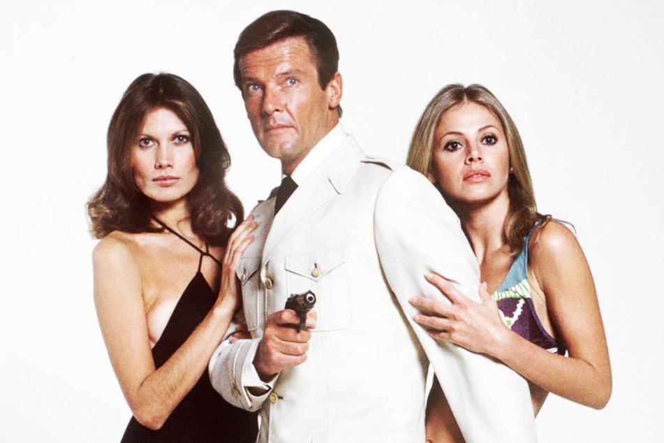 Als James Bond wurde er berühmt: Sir Roger Moore (†89).