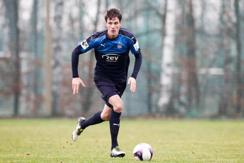 nas Acquistapace erfüllte bei der Niederlage des FSV Zwickau in Lotte nicht die Erwartungen von Coach Torsten Ziegner.