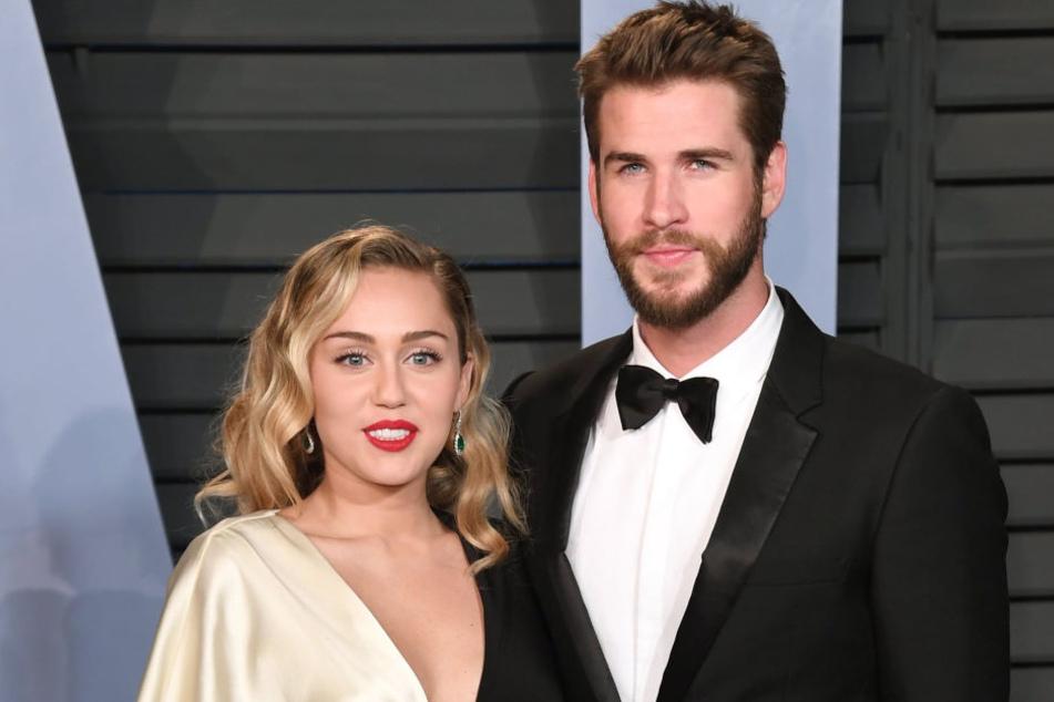 Miley Cyrus (25) und Liam Hemsworth (28) spendeten für die Opfer der Waldbrände.