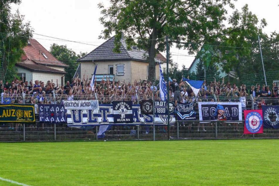 Die Babelsberger mussten am Sonntag die drei Punkte in Leipzig lassen. Zu allem Übel gab es für die Gästefans im Stadion nur Leichtbier.