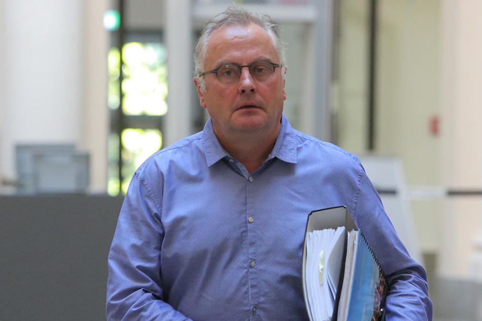 """Annelis Vater Uwe R. nannte die beiden Verbrecher eine """"Ausgeburt der Hölle""""."""