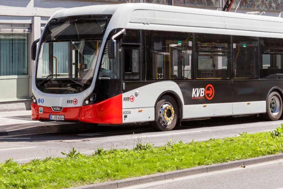 Für gute Luft: KVB plant Bus-Revolution