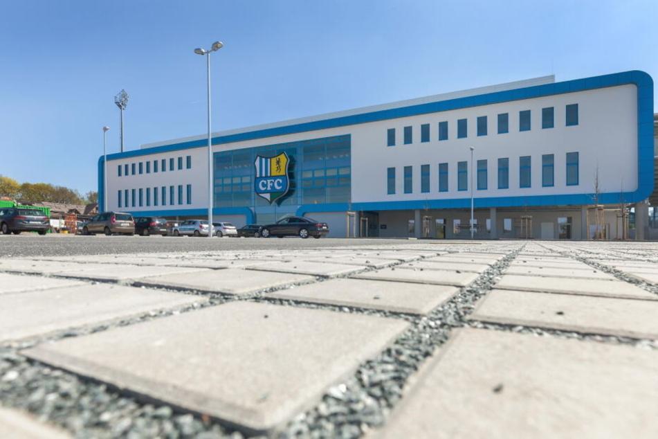 Die Stadt Chemnitz will dem CFC bei der Stadionpacht entgegen kommen.