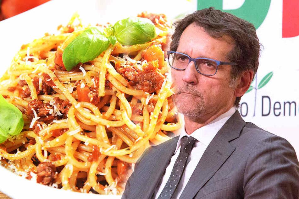 Bürgermeister von Touristen genervt, die Spaghetti Bolognese bestellen