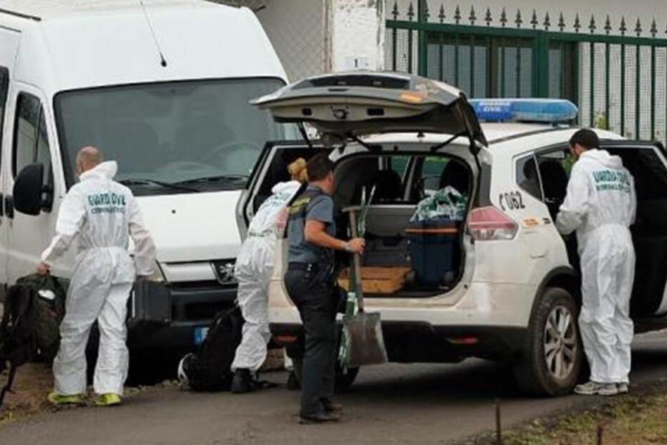 Mutter und Sohn (†10) tot in Höhle gefunden: Polizei geht von brutalem Verbrechen aus