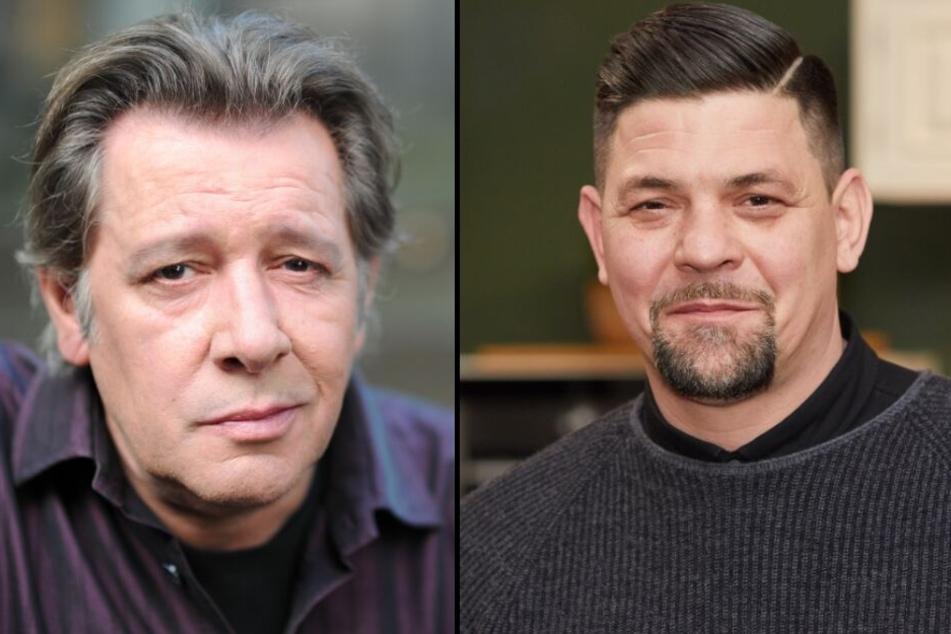 Jan Fedder (l) und Tim Mälzer waren eng befreundet.