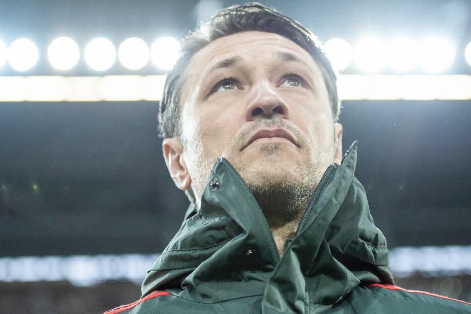 Niko Kovac und der FC Bayern München jagen in der Liga den BVB. (Archivbild)